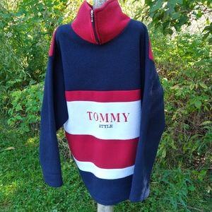 tommy style vintage fleece
